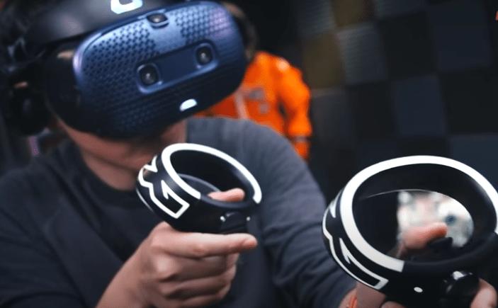 очки VR для киберспорта