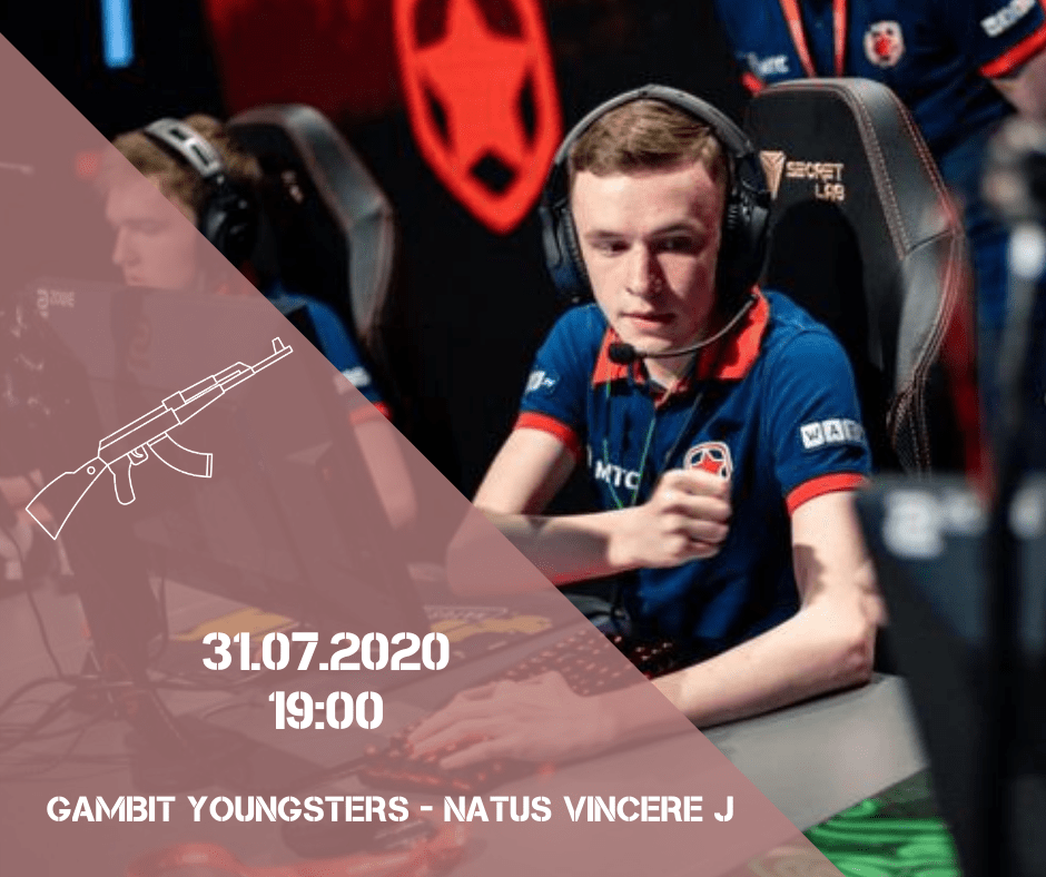 Gambit Youngsters - Natus Vincere Junior