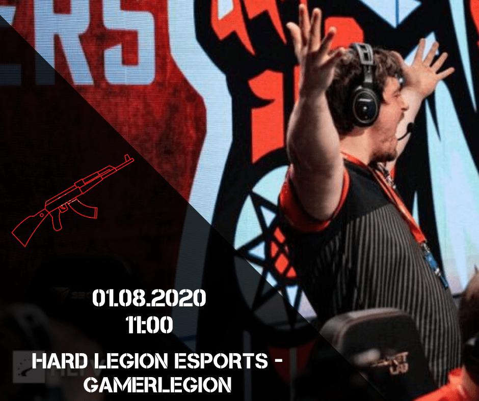 Hard Legion Esports - GamerLegion