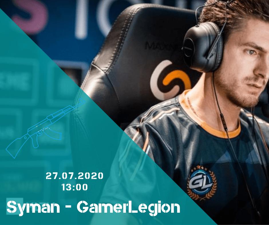 Syman – GamerLegion