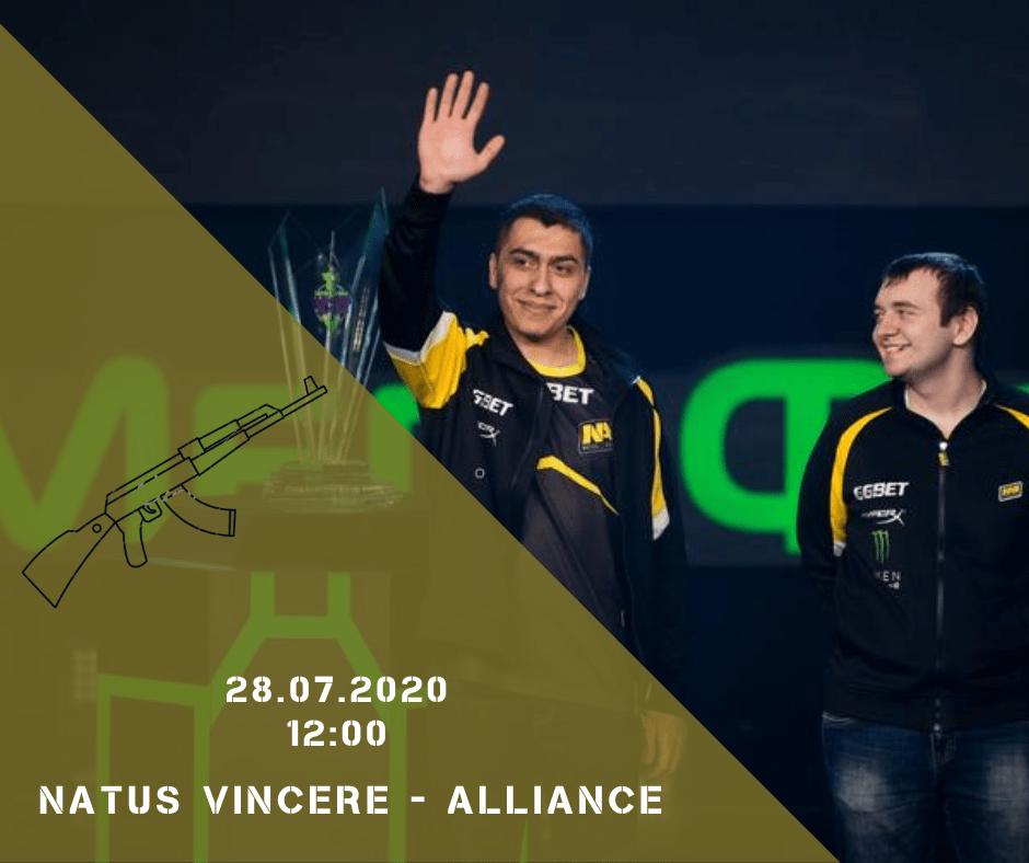 Natus Vincere - Alliance