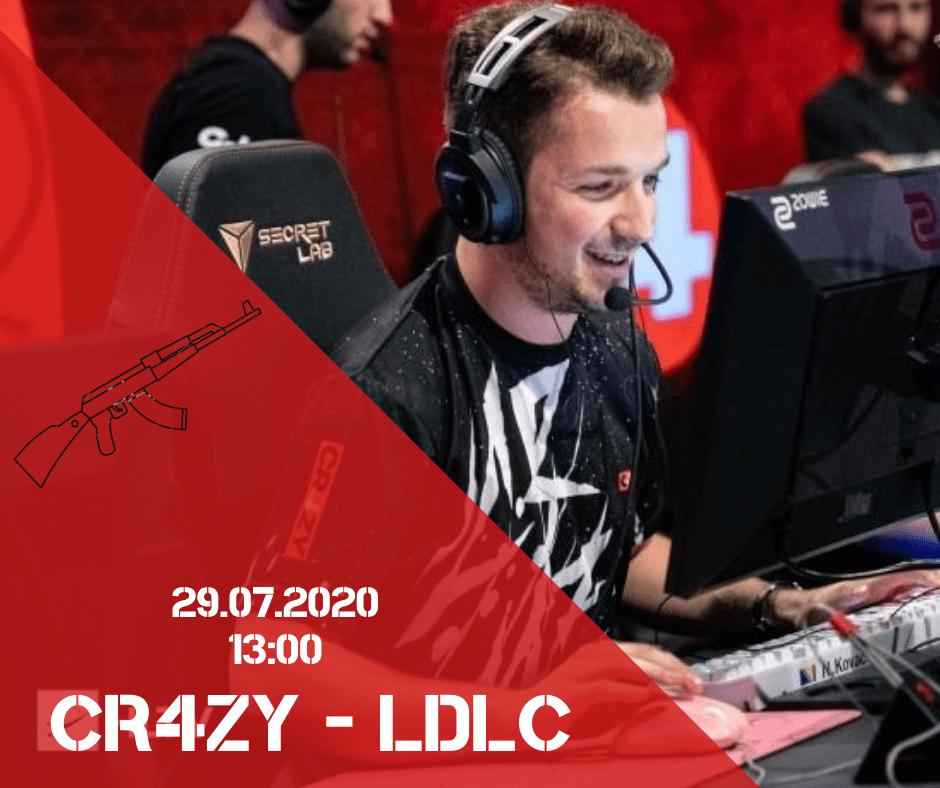 CR4ZY - LDLC