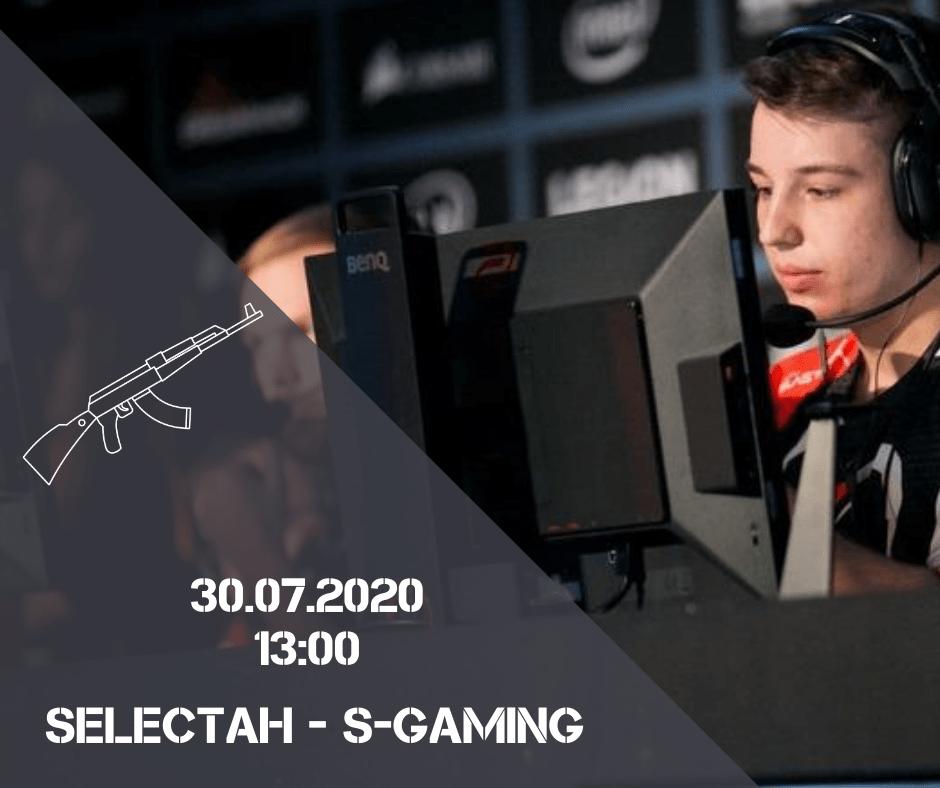 Selectah – S-Gaming