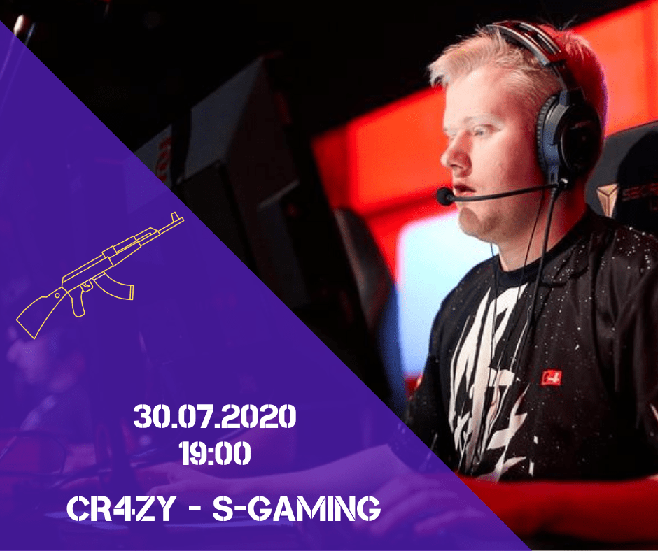 CR4ZY - S-Gaming
