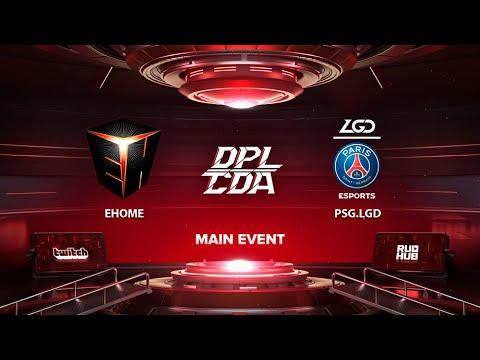 EHOME – PSG.LGD
