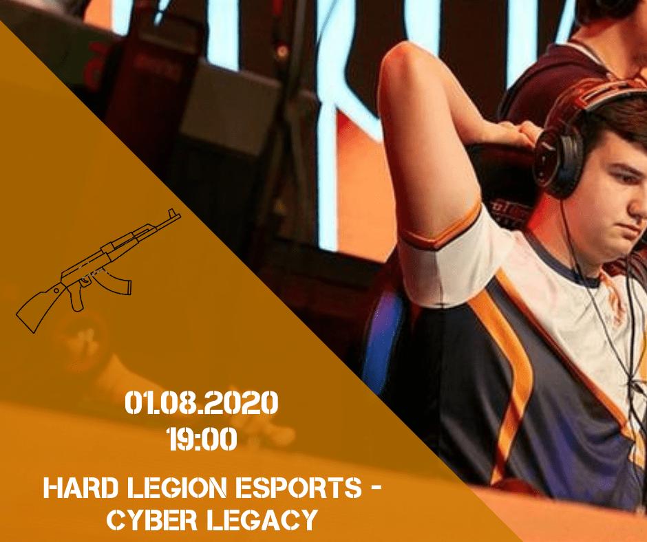Hard Legion Esports - Cyber Legacy