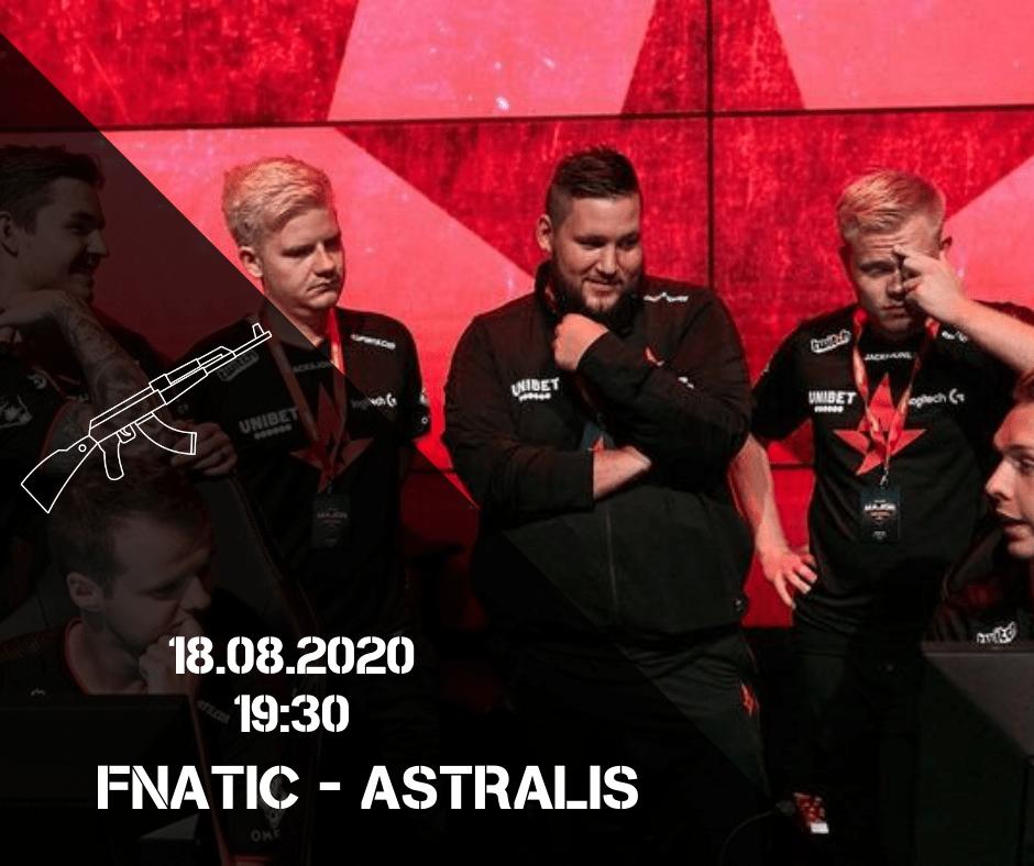 Fnatic - Astralis