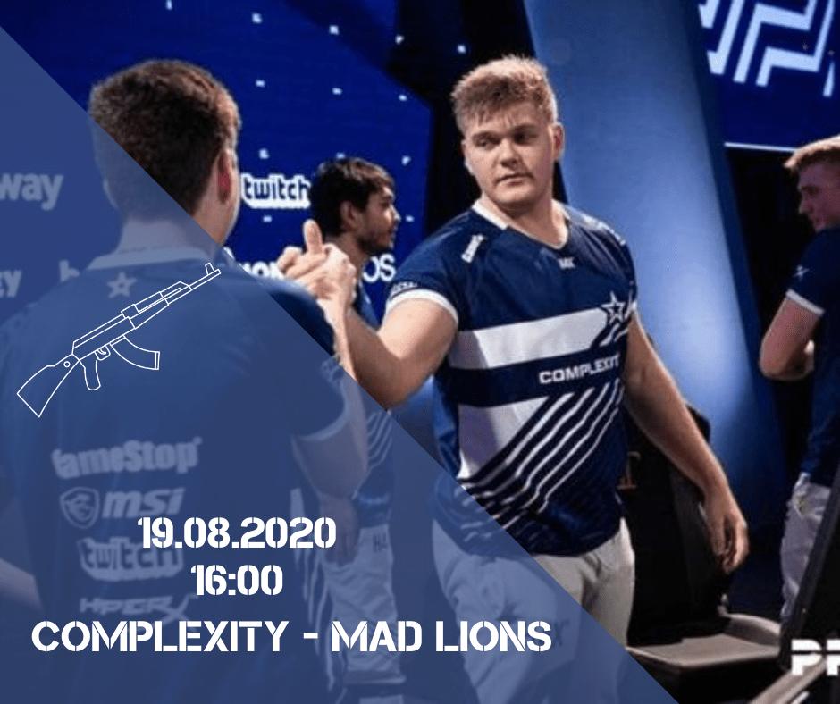 CompLexity - MAD Lions