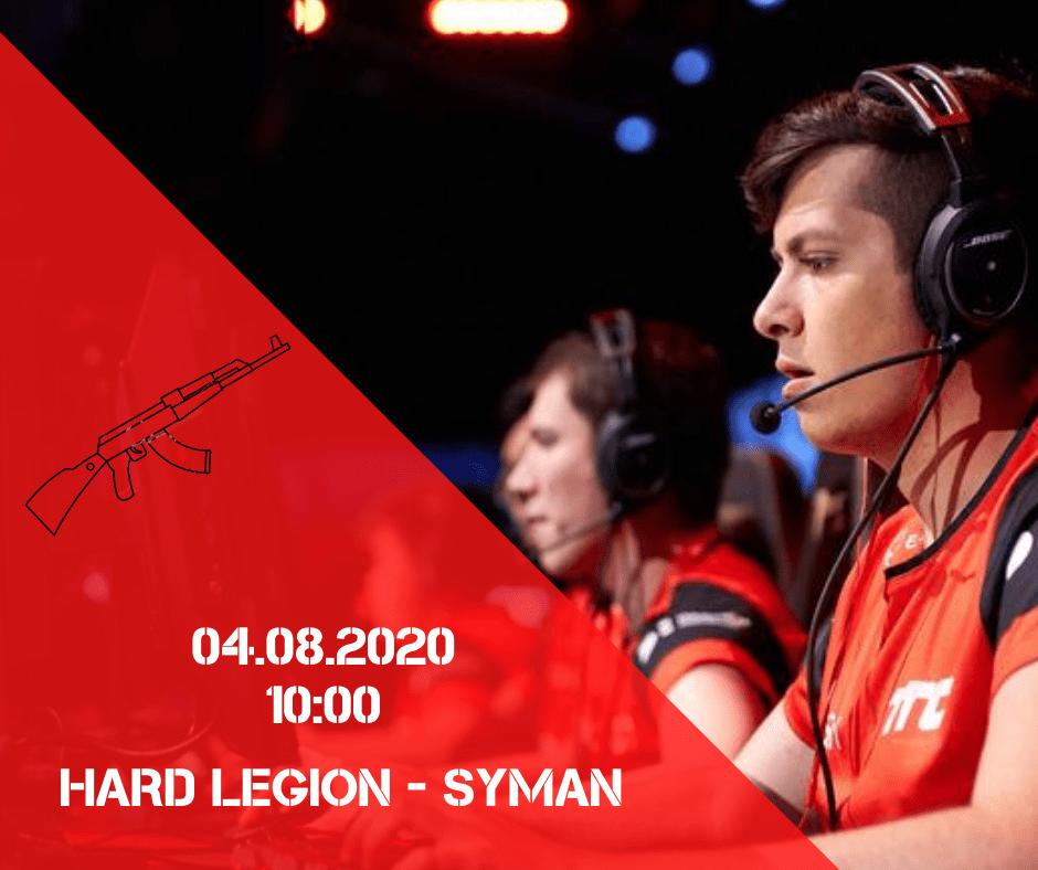 Hard Legion Esports - Syman