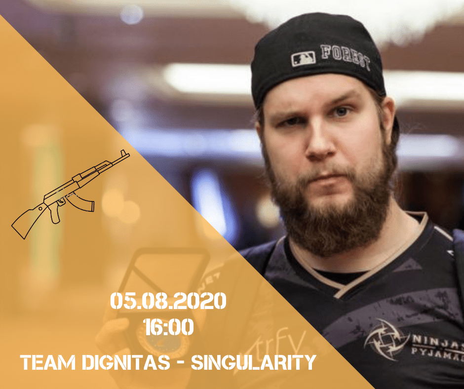 Team Dignitas - Singularity