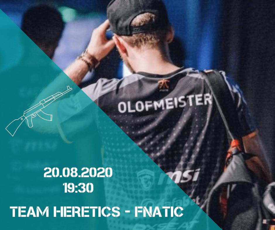 Team Heretics - Fnatic
