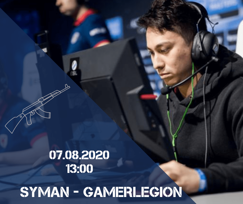 Syman - GamerLegion