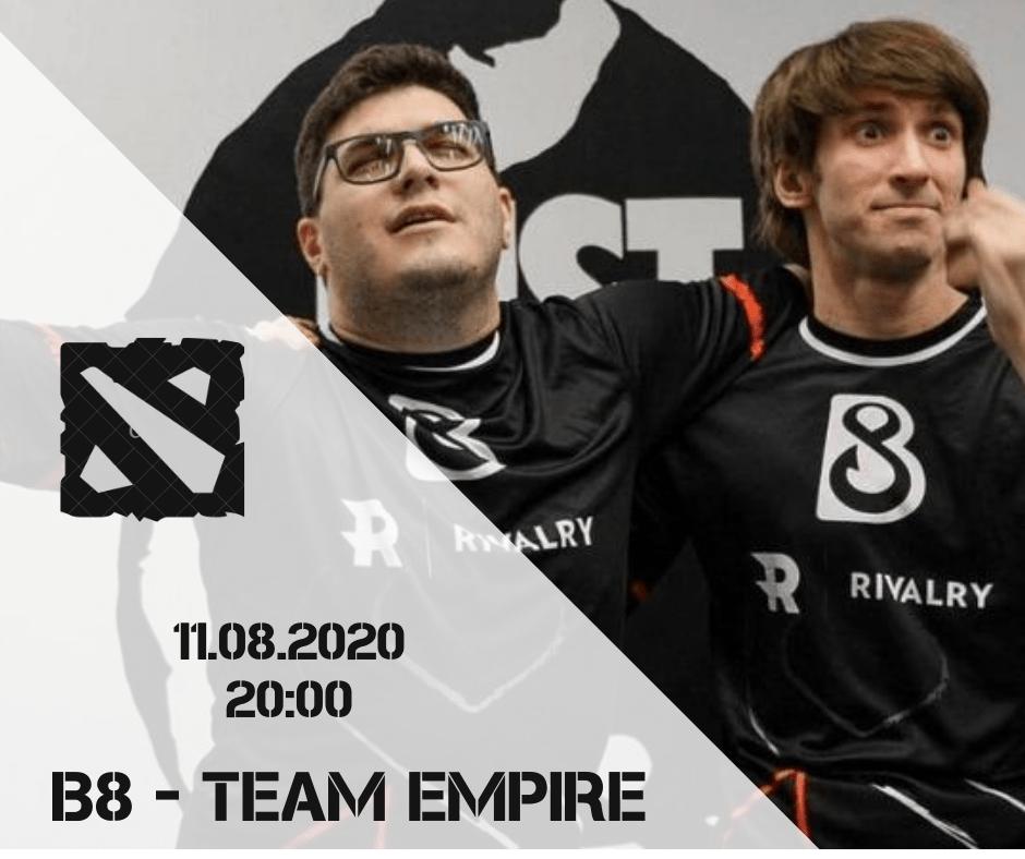 B8 - Team Empire