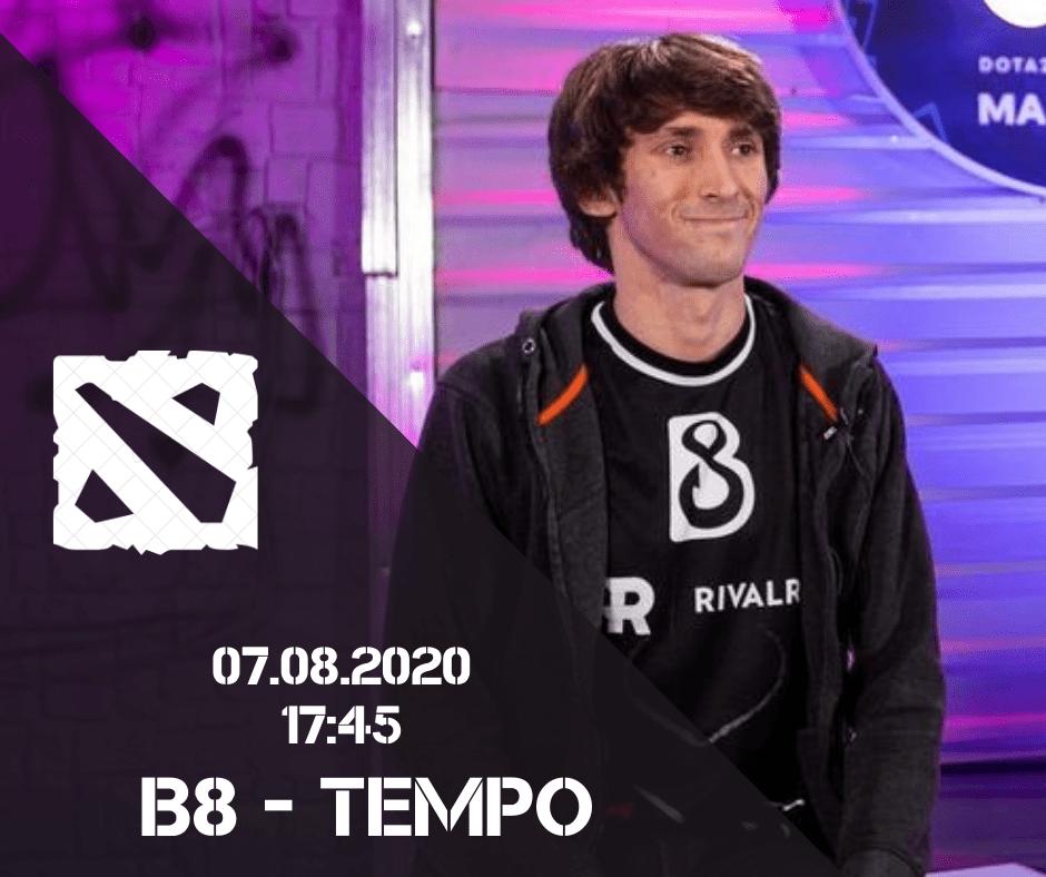 B8 - Tempo