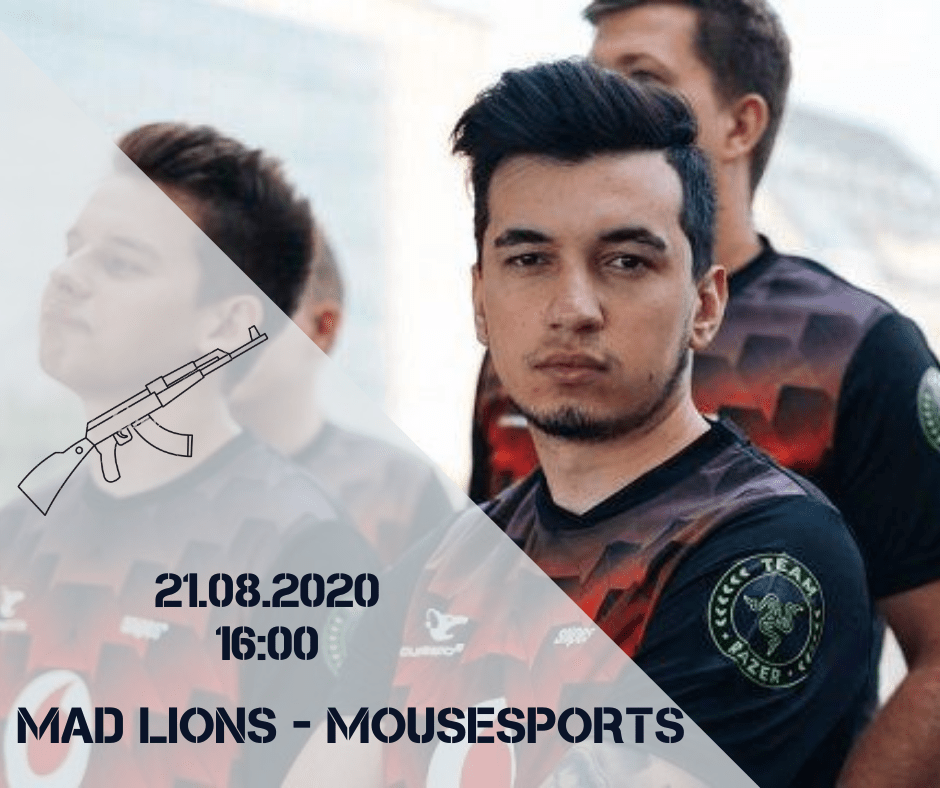 MAD Lions - Mousesports