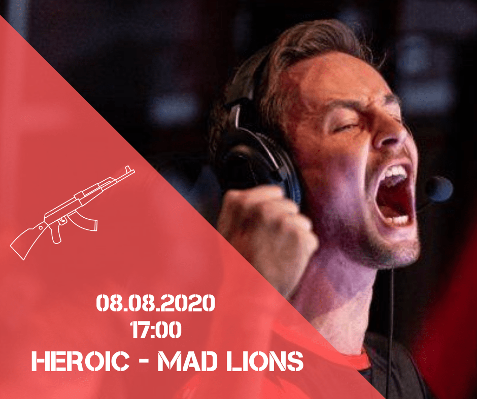 Heroic - MAD Lions
