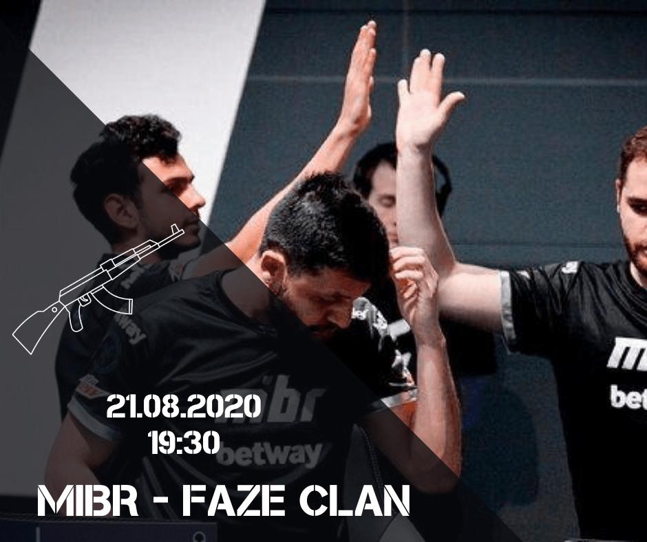 MiBR - FaZe Clan