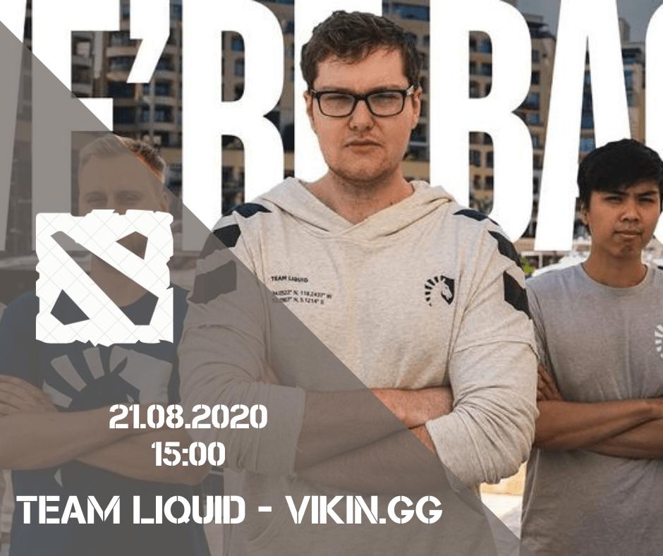 Team Liquid - ViKin.gg