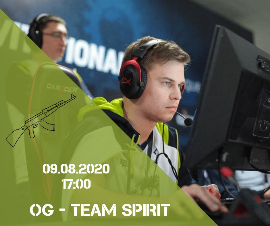 OG - Team Spirit