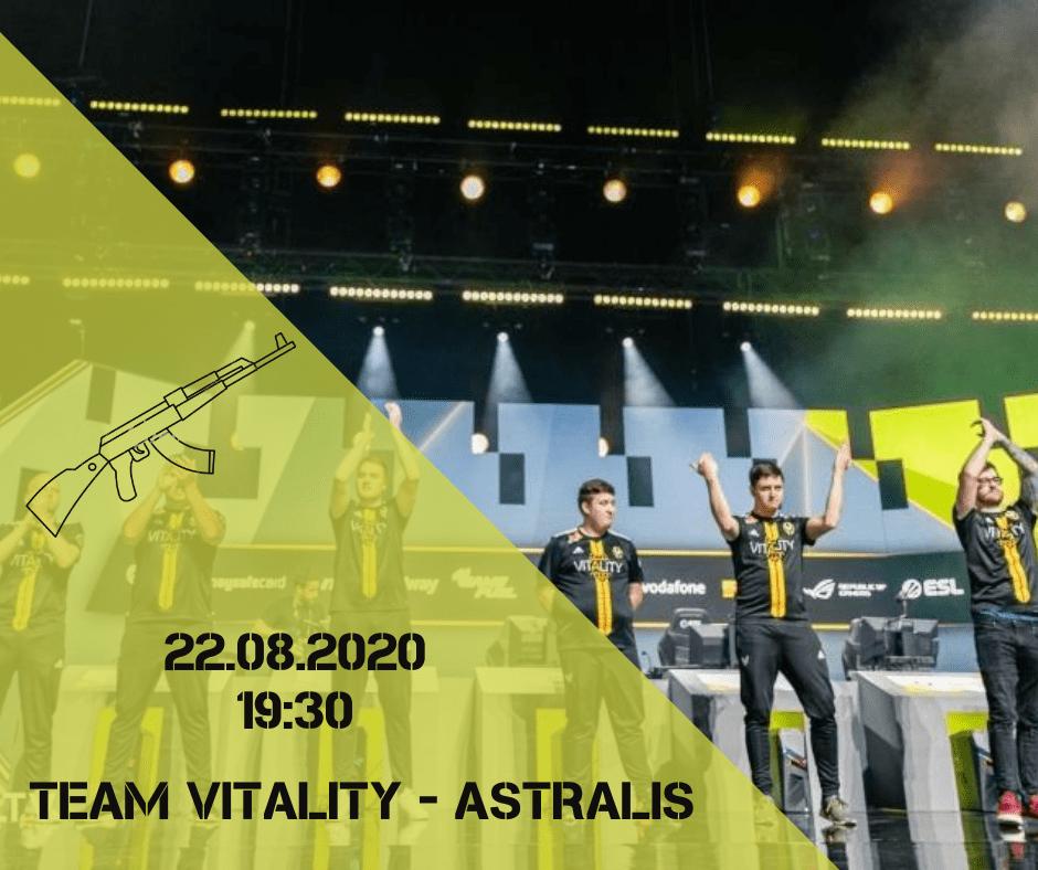Team Vitality - Astralis