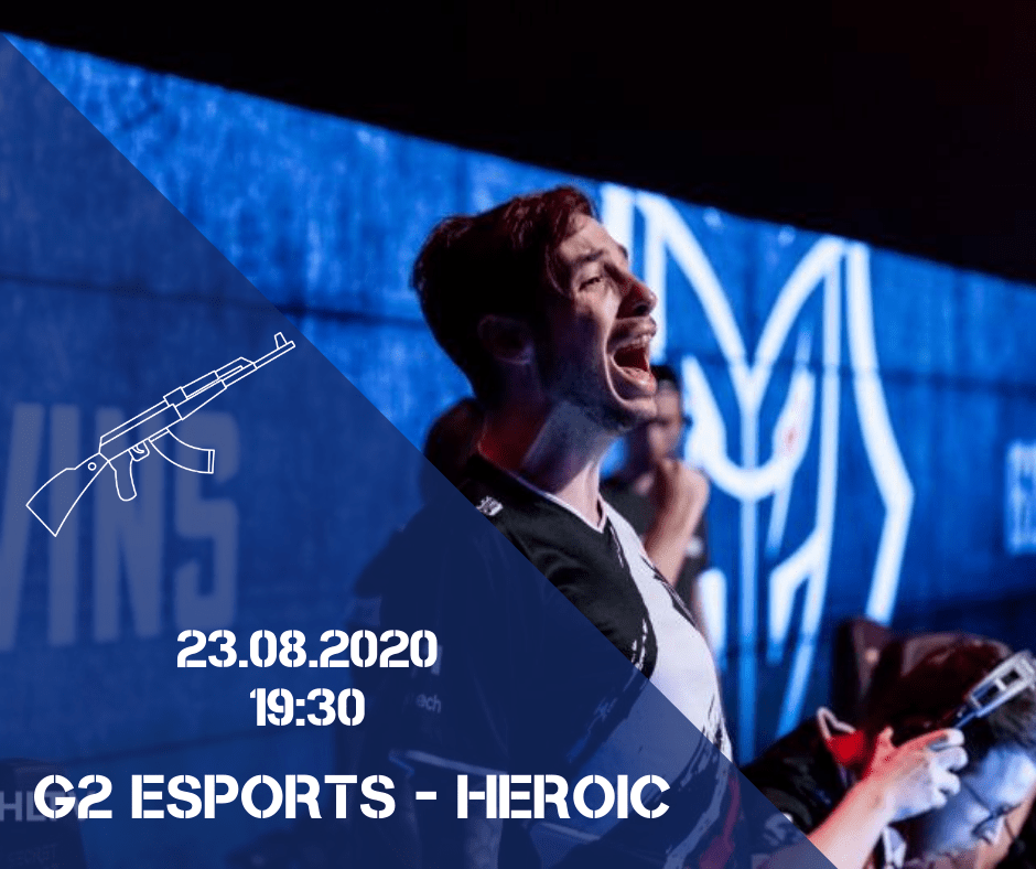 G2 eSports - Heroic