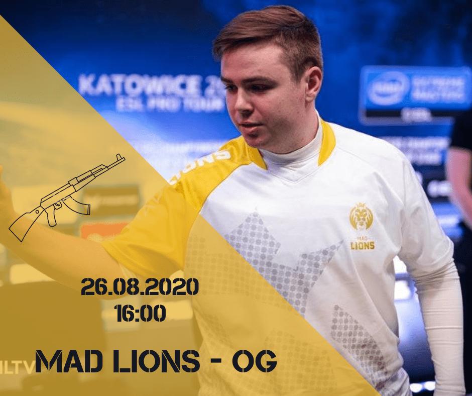 MAD Lions - OG