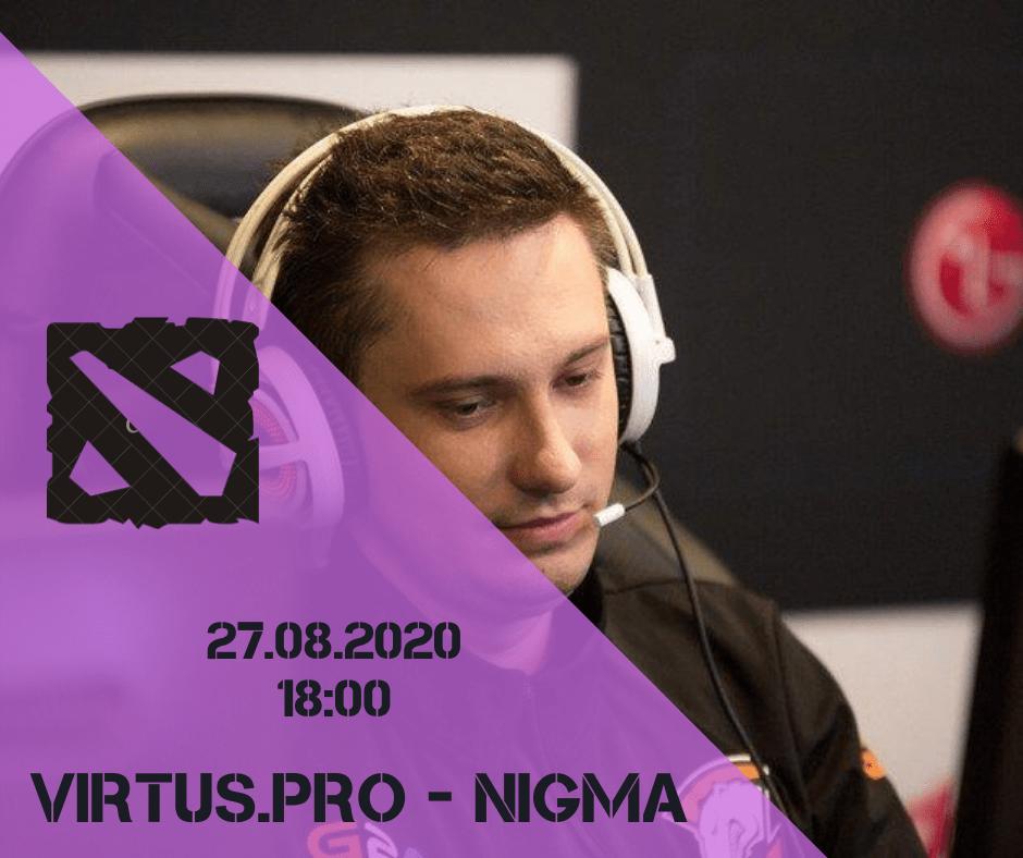 Virtus.pro - Nigma