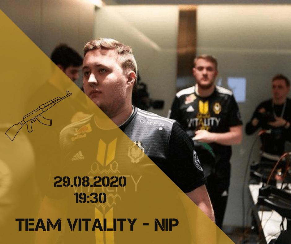 Team Vitality - Ninjas in Pyjamas
