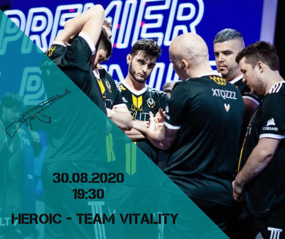 Heroic - Team Vitality