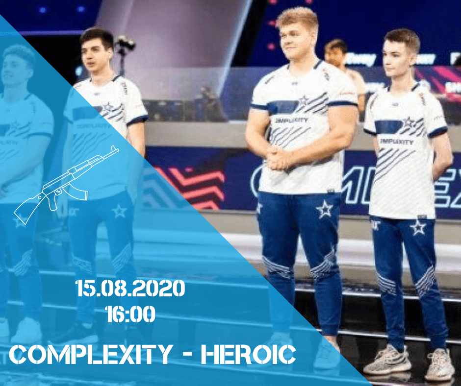 CompLexity - Heroic