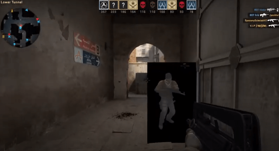 cs go wall hack