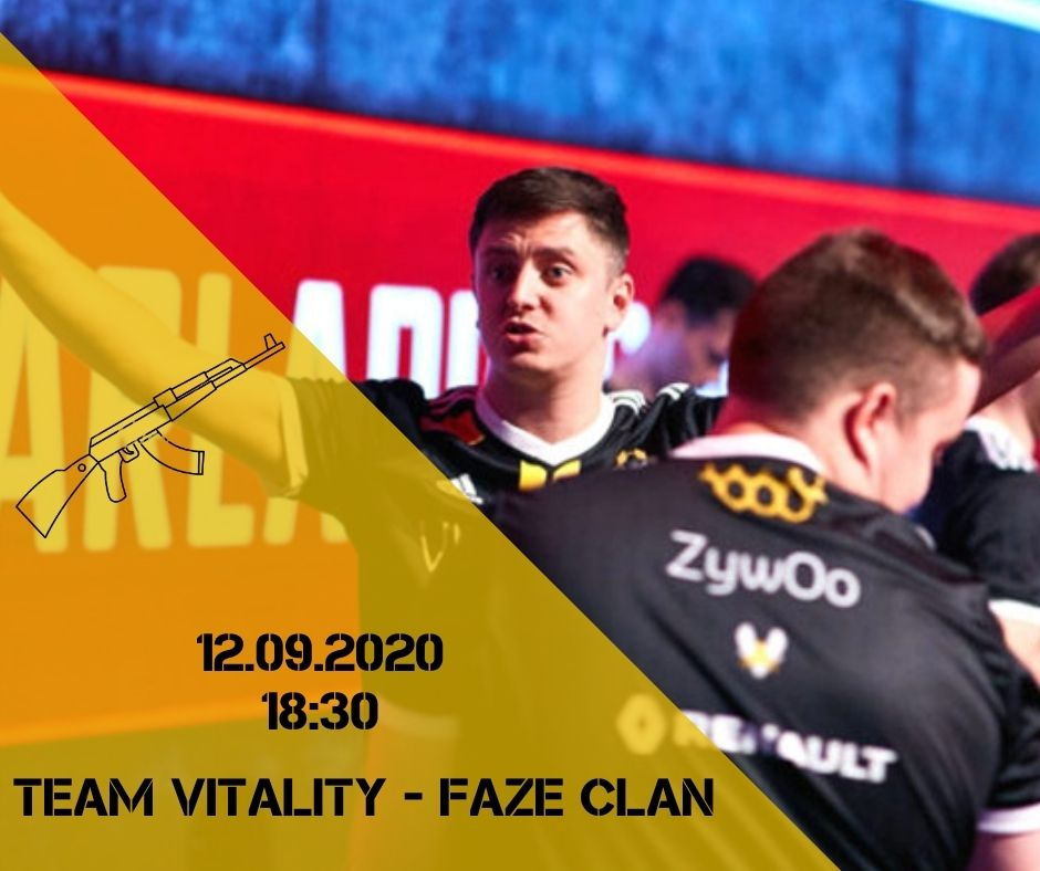 Team Vitality - FaZe Clan