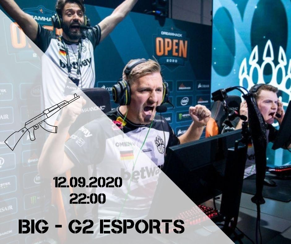 BIG - G2 eSports