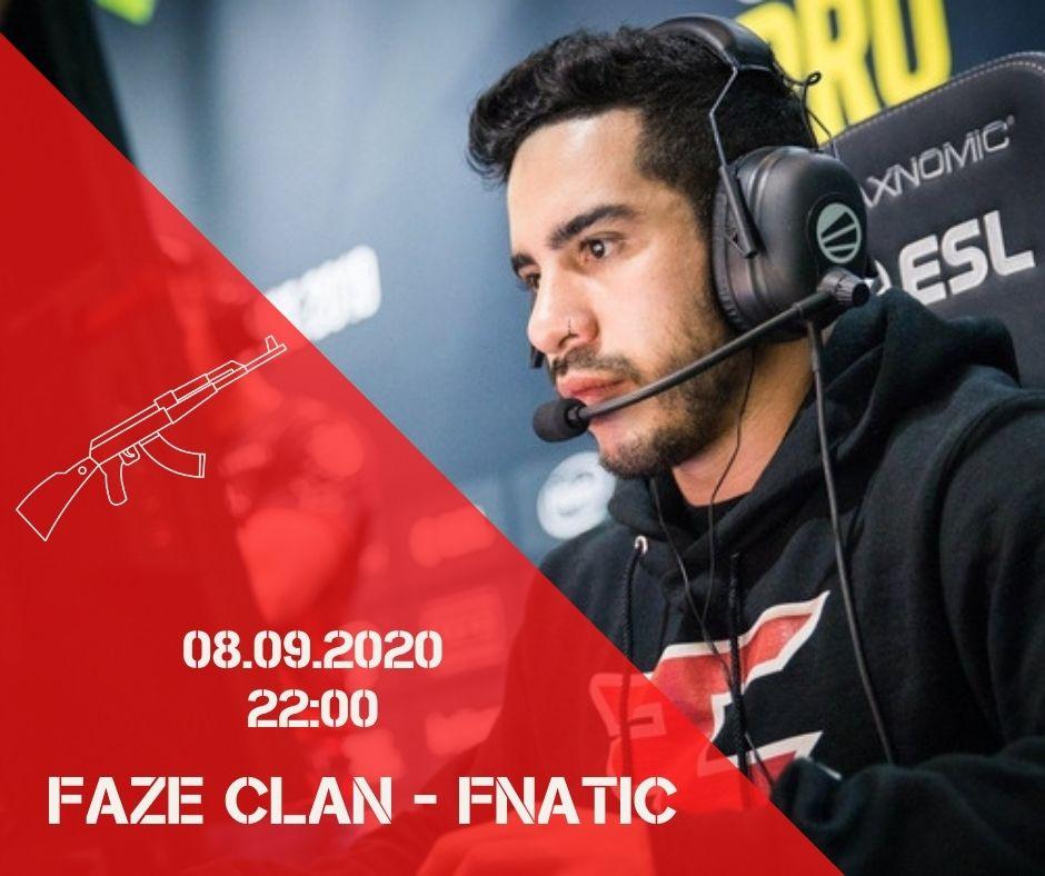 FaZe Clan - Fnatic
