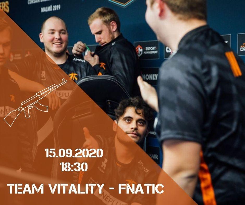 Team Vitality - Fnatic