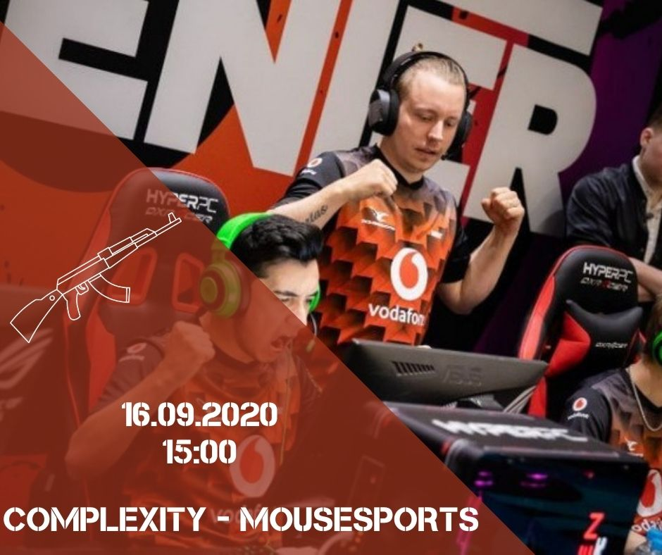 CompLexity - Mousesports