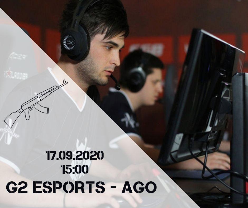 G2 eSports - AGO