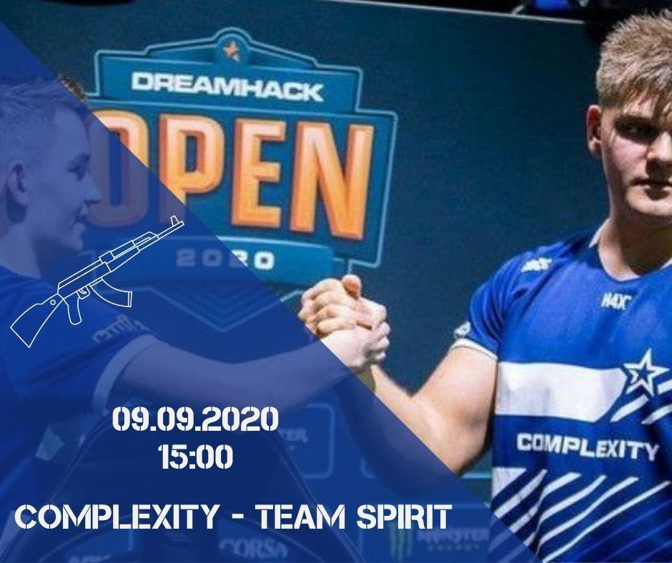 CompLexity - Team Spirit