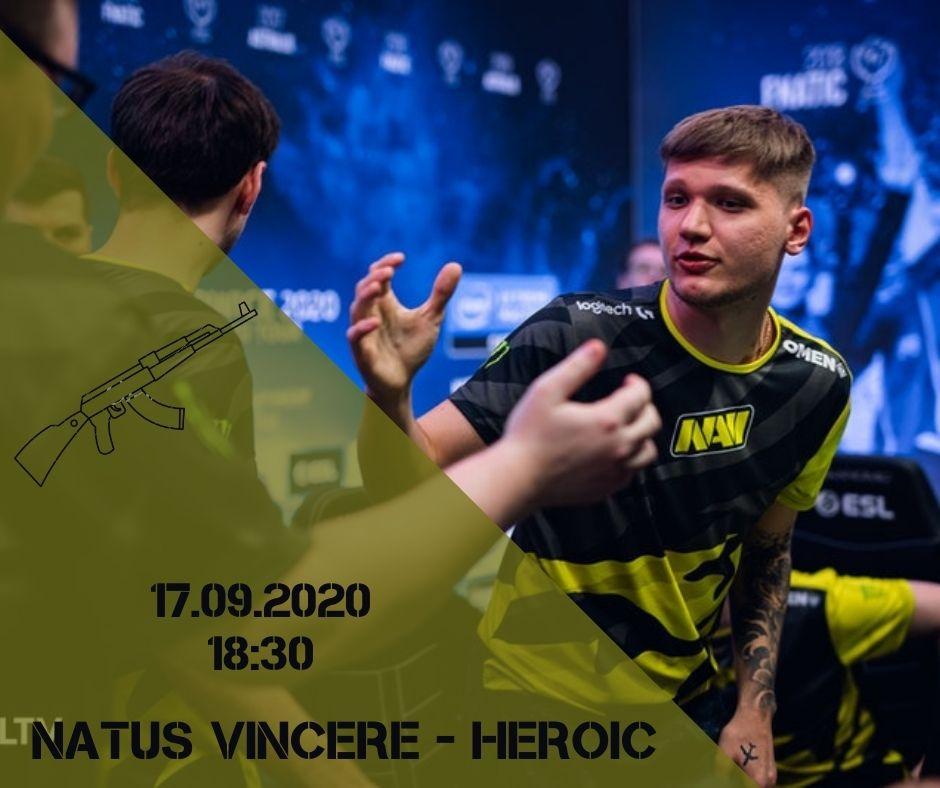 Natus Vincere - Heroic