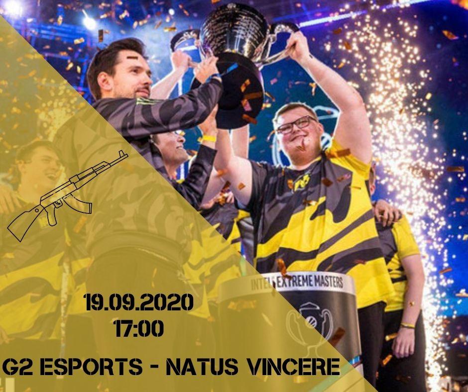 G2 eSports - Natus Vincere