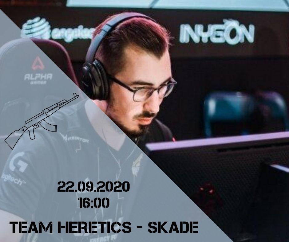 Team Heretics - SKADE