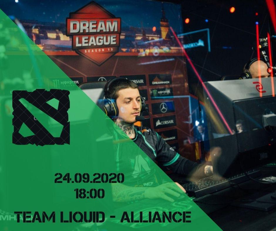 Team Liquid - Alliance