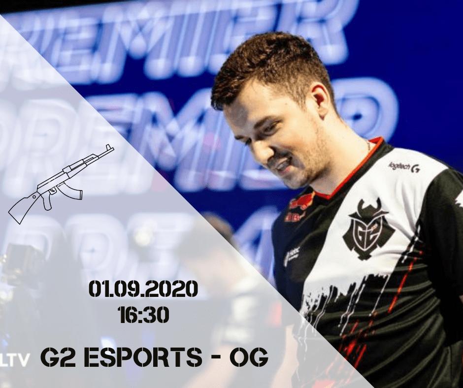 G2 eSports - OG