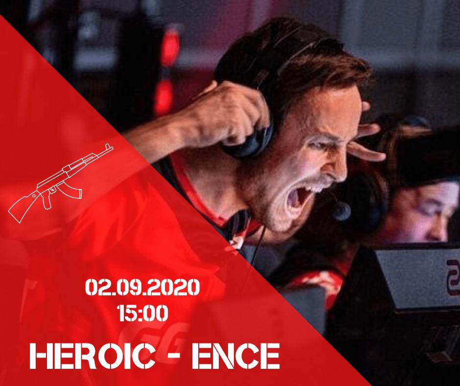 Heroic - ENCE