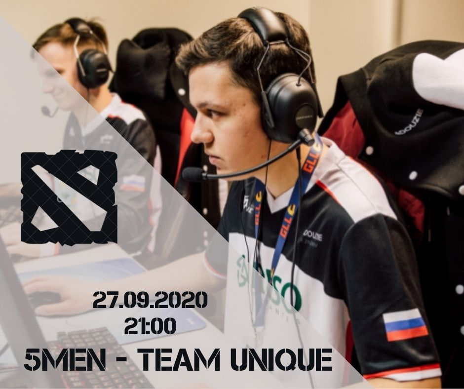 5men - Team uNiQUE