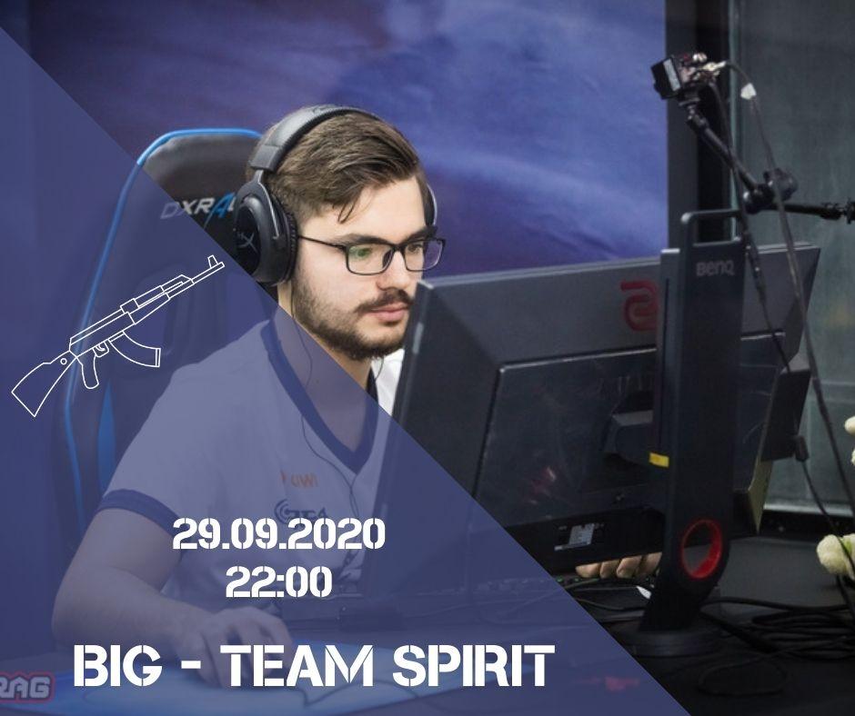 BIG - Team Spirit