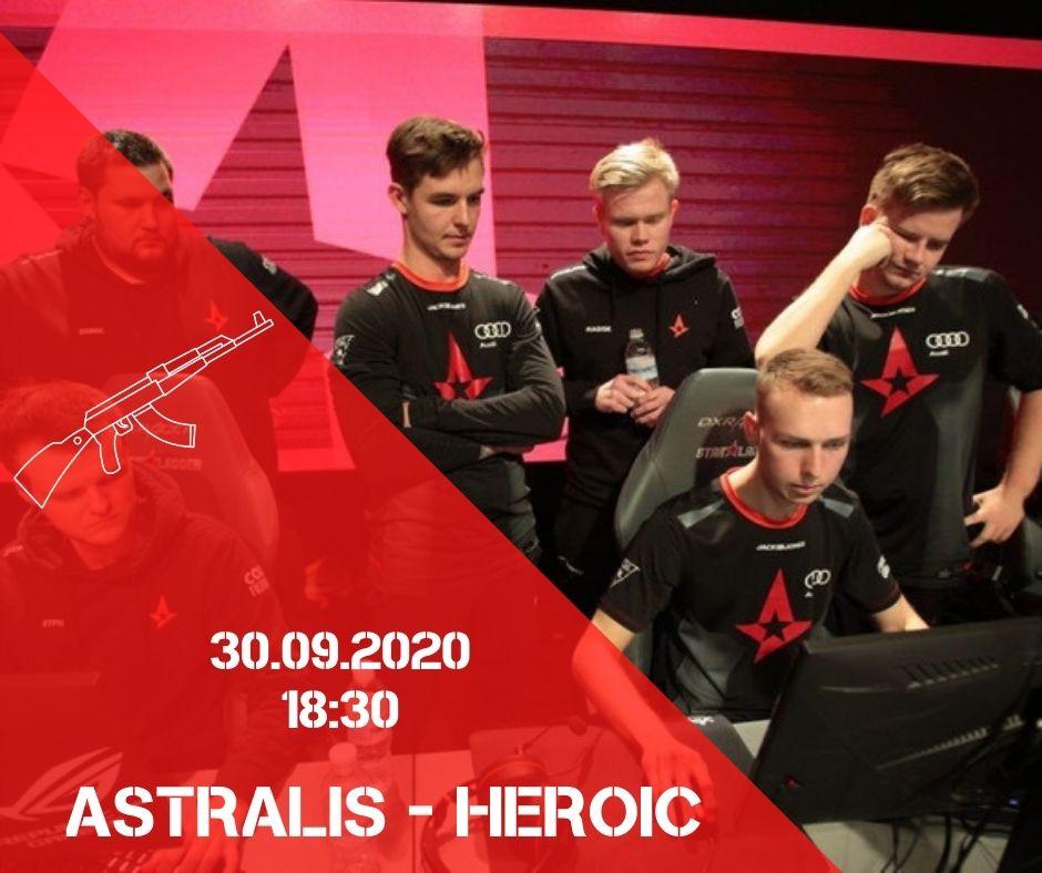 Astralis - Heroic