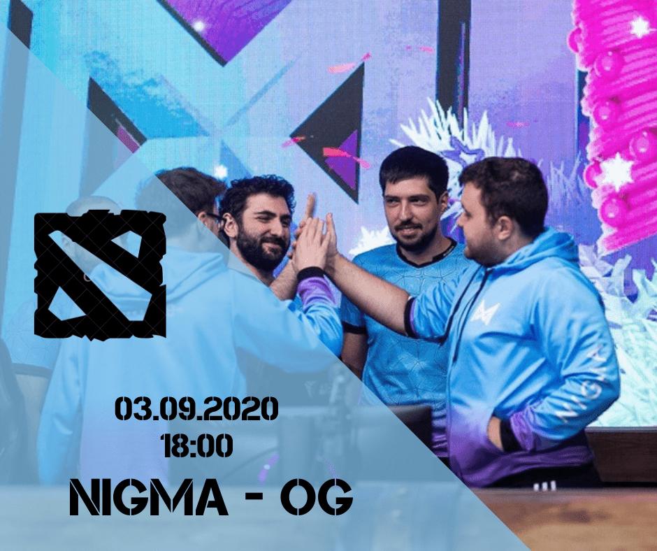 Nigma - OG