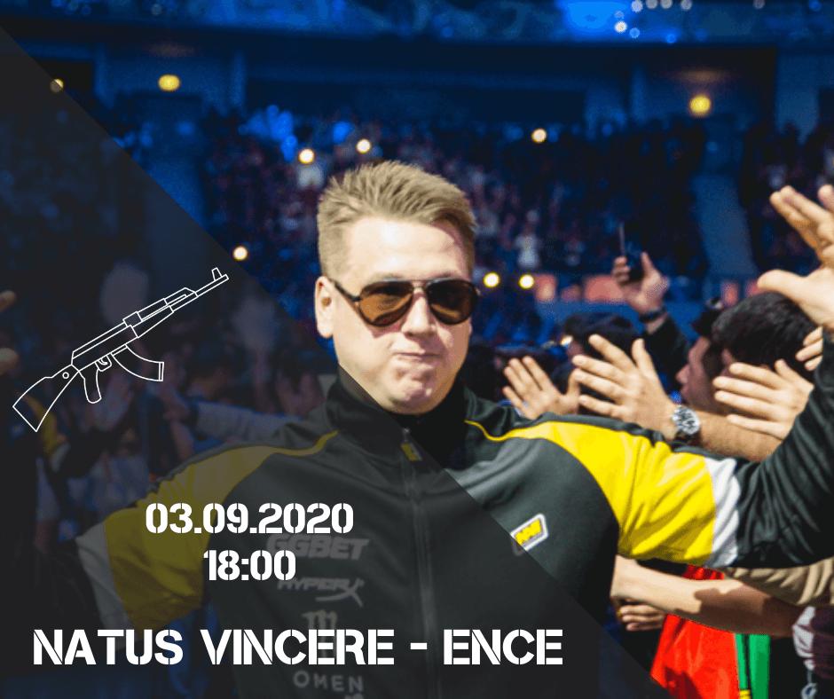 Natus Vincere - ENCE