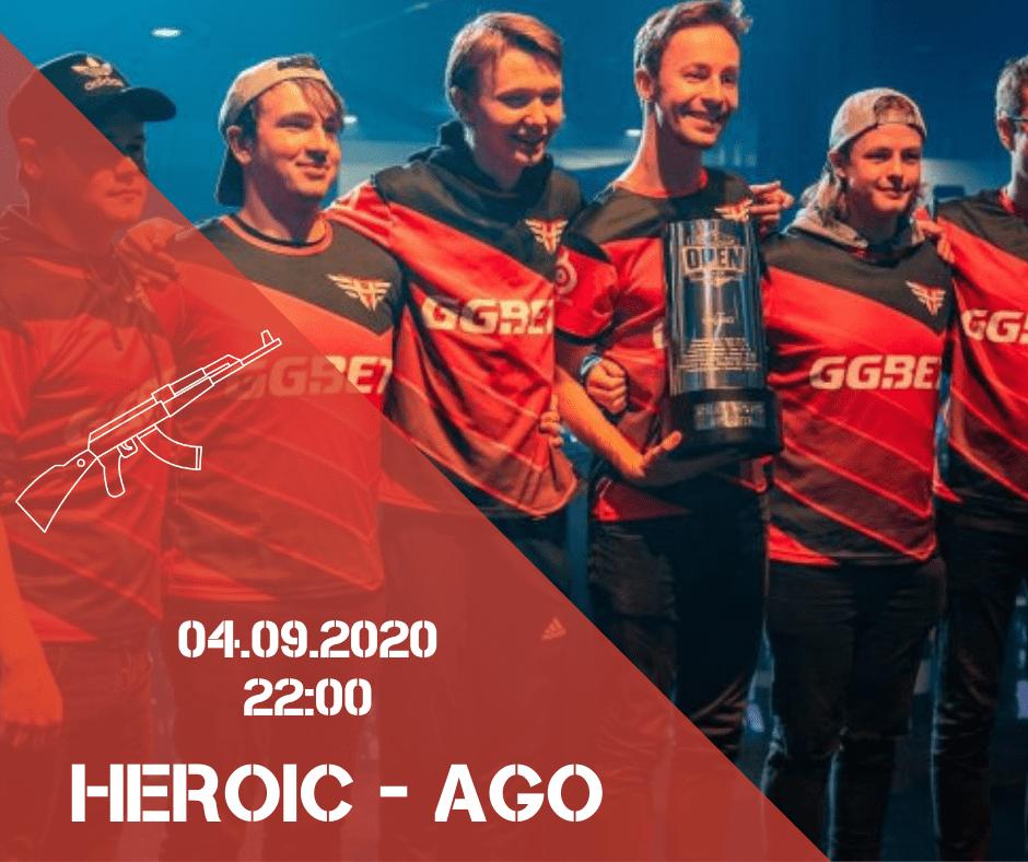 Heroic - AGO